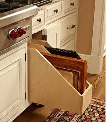 Storage In Kitchen - custom kitchen cabinet ideas 2
