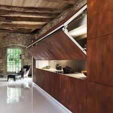 German Kitchen Furniture Disappearing Act 14 Minimalist Hidden Kitchens Remodelista