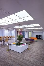 Lighted Ceiling Light Emitting Acoustic Ceiling