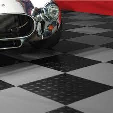 Tiles For Garage Floor Motofloor Modular Garage Flooring Tiles 48 Square Feet Per Box 1