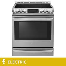 electric ranges costco