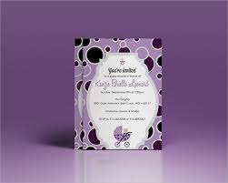 43 baby shower invitation examples