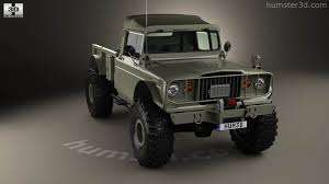 jeep gladiator 1967 360 view of jeep kaiser m715 olive drab ogre 1967 3d model hum3d