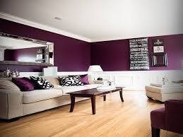 Wall Eggplant Color Scheme Anf Family Room Furniture Design I - Color schemes for family room