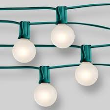 bulb string lights target 25ct clear globe lights room essentials target