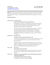 Resume Samples For Cooks by 100 Chef Resumes Resume Samples For Cooks Free Resume