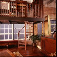 Wooden Spiral Stairs Design Spiral Staircase Materials Stairways Inc