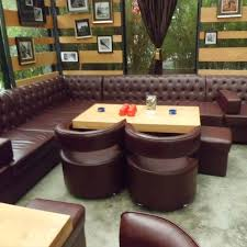 bar canap personnalisé restaurant moderne canapé design pour bar