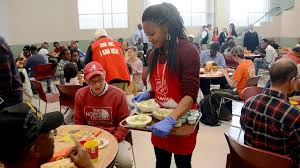 birmingham salvation army serves last thanksgiving meal at