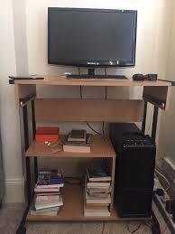 custom built computer desks asus desk desk design ideas