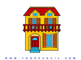 image gallery of house drawings for kids