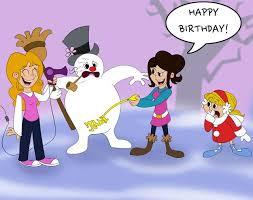 Frosty The Snowman Happy Birthday Meme - frosty happy birthday meme more information kopihijau