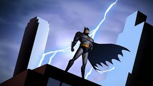 drawn batman wizard kevin conroy loren lester
