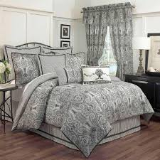 Gray And Turquoise Bedding Bedroom Wonderful Decorative Bedding Design With Cute Paisley