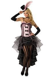 unforgettable halloween costumes burlesque dancer costume