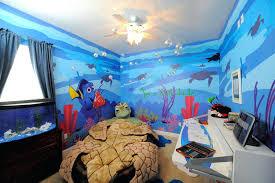 Disney Room Decor Extraordinary Disney Themed Rooms The Mermaid Room At