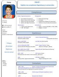 stage de gestion chambre des m iers stage de gestion chambre des metiers 14 exemple cv assistant de