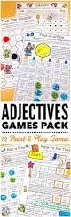 best 25 adjective games ideas on pinterest adjectives for kids