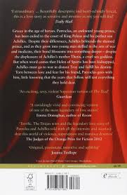 the song of achilles amazon co uk madeline miller 9781408821985