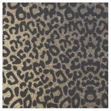 leopard fabric glitter leopard fabric zazzle