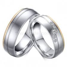 his and wedding sets unique custom titanium rings sets for him and personalized