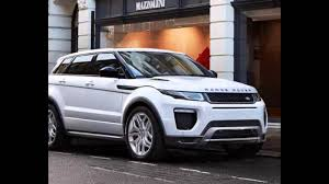 range rover land rover white 2016 range rover evoque yulong white youtube
