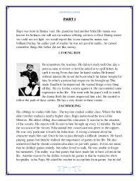 biography of mahatma gandhi summary mahatma gandhi english report