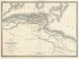 Ancient Map Of Africa by Parthenia Place Wikipedia