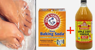 this 2 ingredient mix is all you need to get rid of nail fungus