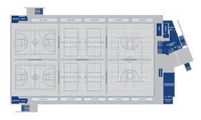 Gym Floor Plans by Floorplans Round Rock Sports Center