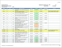 Accrual Spreadsheet Template Free Excel Templates Accounting Tools