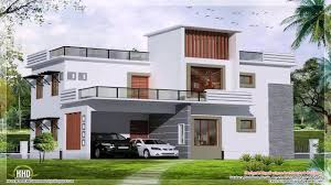 modern 4 bedroom single story house plans youtube