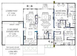 modern home floor plan modern house design in 1700 sq kerala home design and