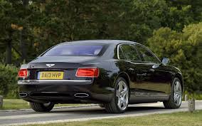 bentley continental flying spur rear bentley flying spur 2014 rear u2013 front seat driver