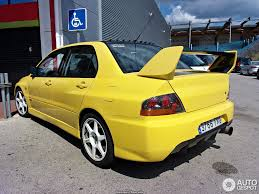 evo 8 spoiler mitsubishi lancer evolution viii 20 october 2013 autogespot