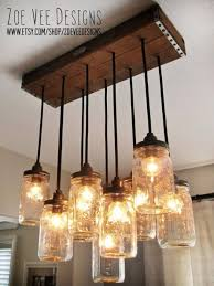 mason jar outdoor lights 58 most class mason jar l diy vanity light ceiling outdoor lights