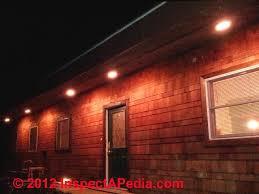 Lights For Windows Designs Exterior Inspiring Soffit Lighting For Lighting Interior And