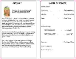 programs for funeral services catholic funeral program resume template paasprovider