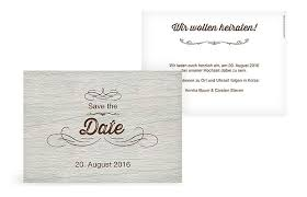 save the date sprüche save the date karte rustikal