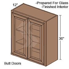 kitchen glass wall cabinets w2430 pfi shaker cherry cranberry glass wall cabinet 2 door framed assembled kitchen cabinet