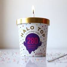 i finally got to try some new halo top ice cream flavors this