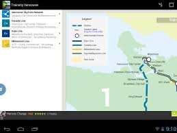 Vancouver Skytrain Map Trainsity Vancouver Skytrain Android Apps On Google Play