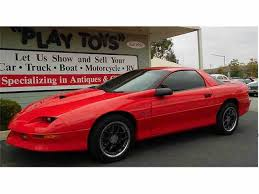 97 camaro ss 1997 chevrolet camaro for sale on classiccars com 26 available
