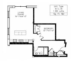 Carleton Floor Plans 1 Bedroom 1 Bath Carleton Artist Lofts Carleton Artist Lofts