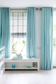 Little Mermaid Window Curtains by Best 25 Aqua Curtains Ideas On Pinterest Diy Green Bathrooms
