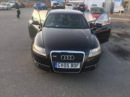 audi s line a6 3 0l 2005 manual diesel 2499 00 in southport