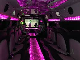 limousine hummer inside 20 seater white stretch hummer limousines in paradise