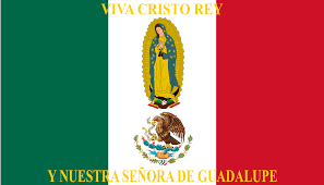 file mexico flag cristeros svg wikimedia commons