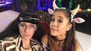Ariana Grande Costume Halloween 25 Funny Weird Lady Centric Celebrity Halloween Costumes