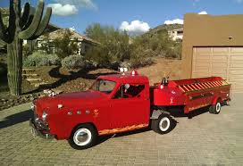 crosley car 1951 crosley fire engine used truck details